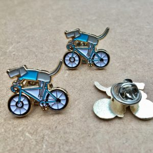 Cycling pin